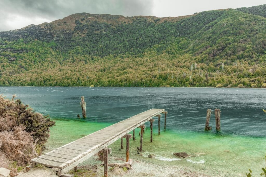 The Jetty at Bob's Cove, Queenstown