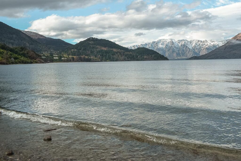 Views from 12 Mile Delta near Bob's Cove, Queenstown