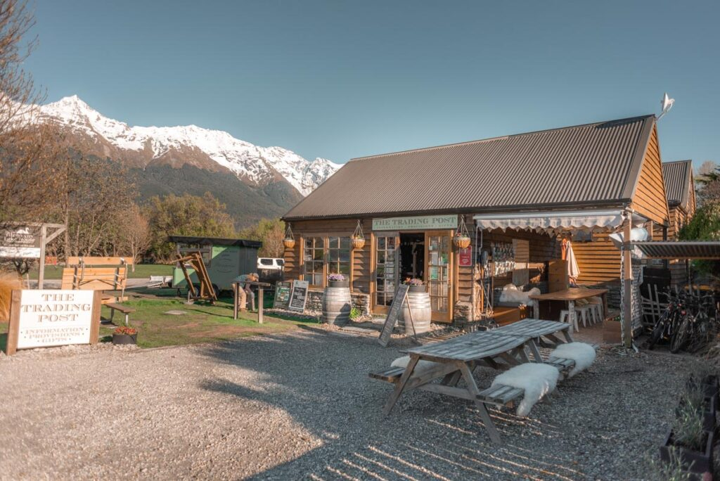The Trading Post in Glenorchy