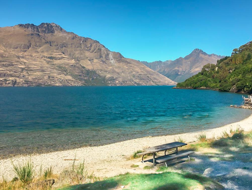 Sunshine Bay, Queenstown