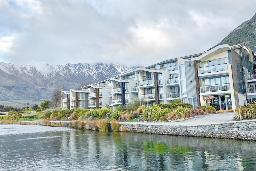 The Hilton Resort and Spa Queenstown