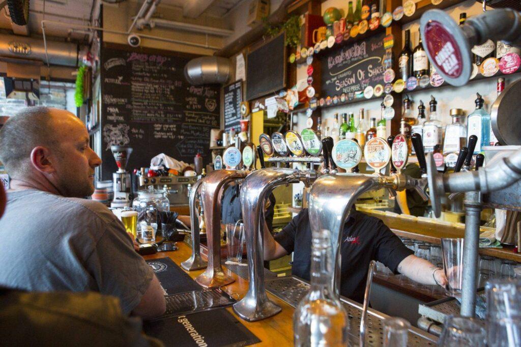 Atlas Bar Queenstown