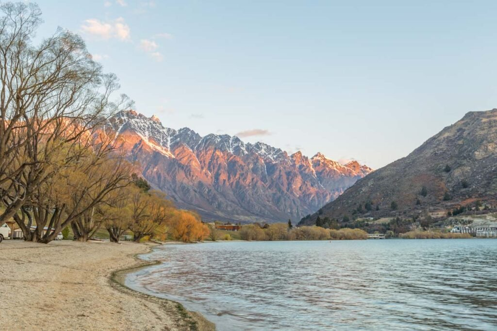 Frankton Beach, Queenstown