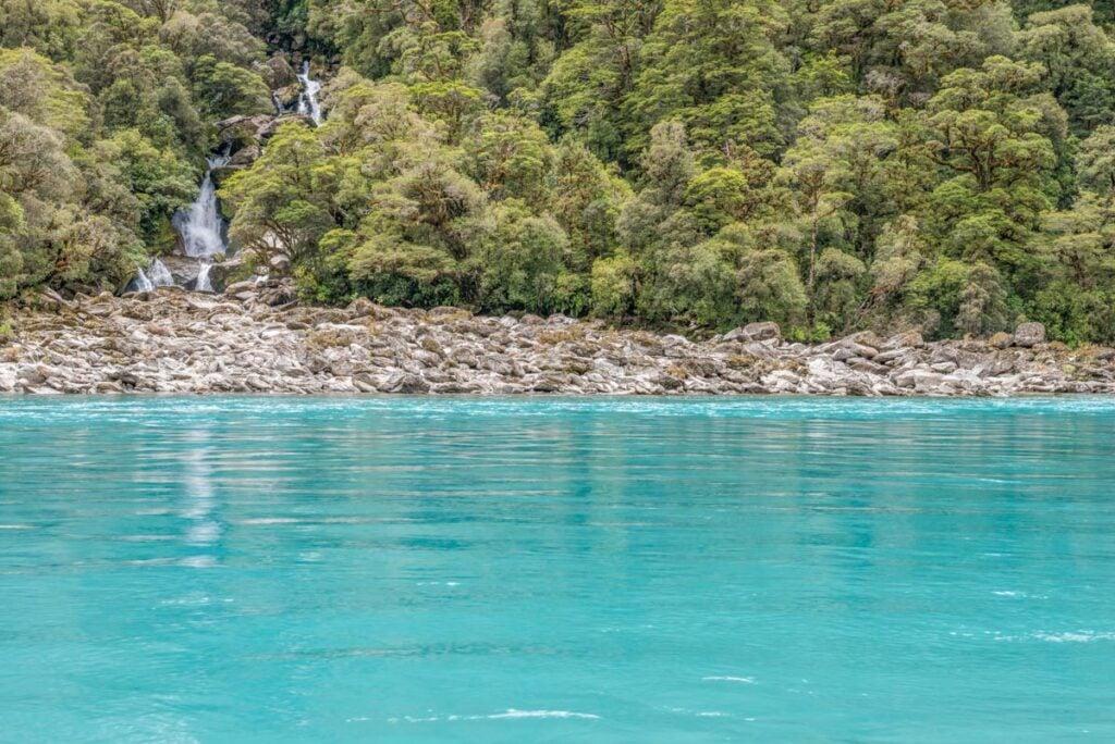 Roaring Billy Falls, NZ