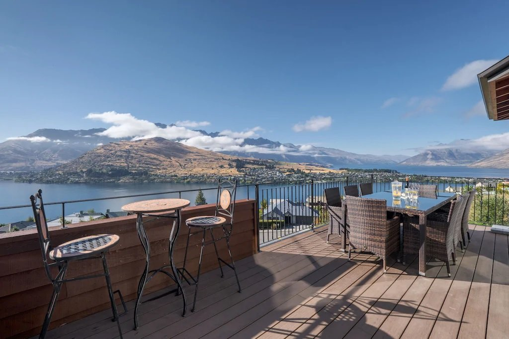 3 bedroom holiday home in Queenstown