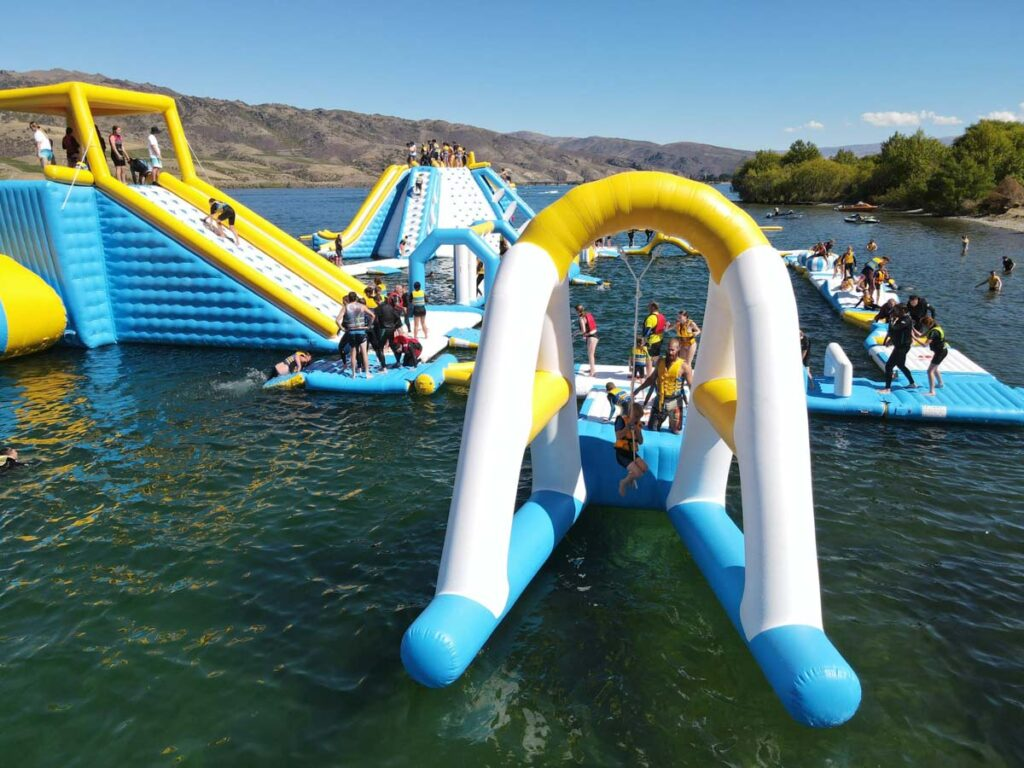 The Kiwi Water Park in Cromwell