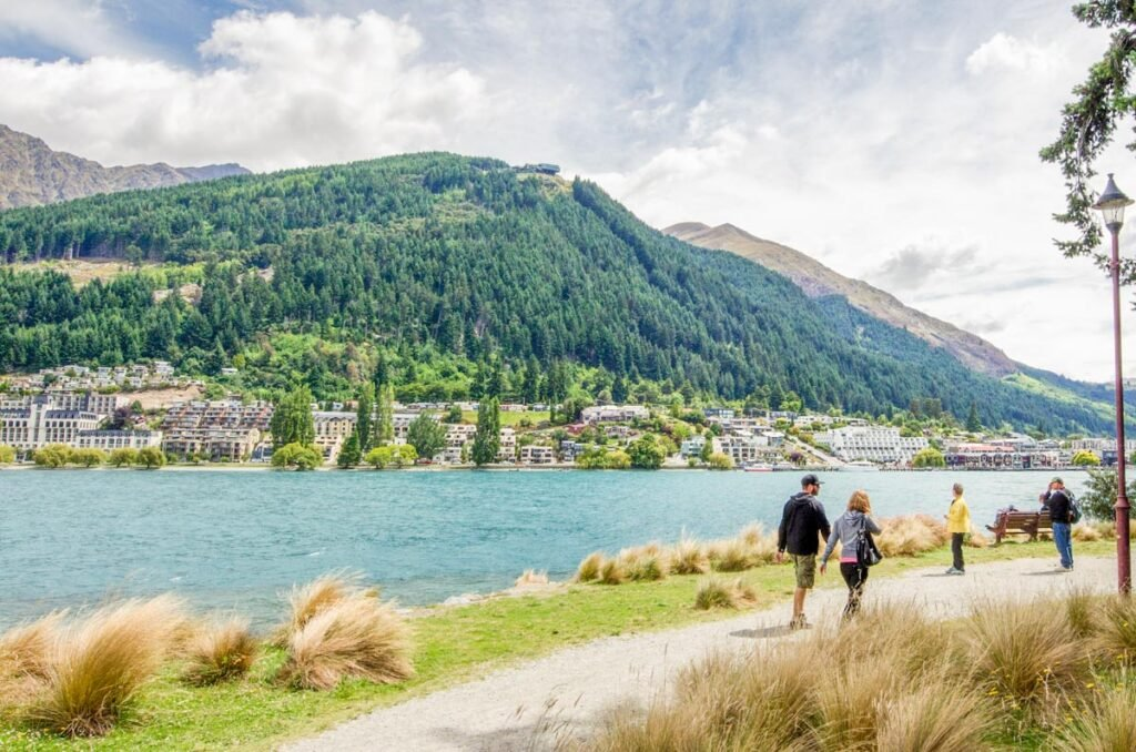 The Queenstown Gardens Trail