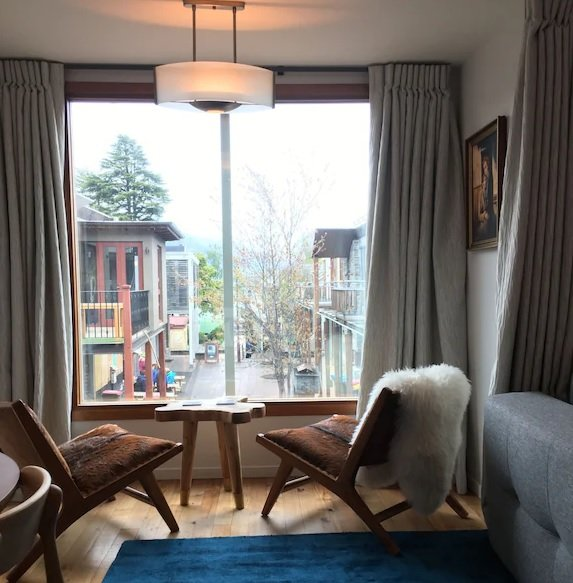 central apartment holiday rental in Queenstown
