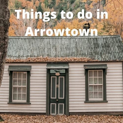 Things to do in Arrowtown