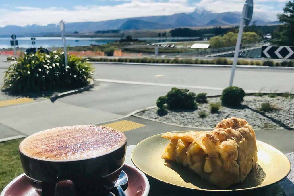 Jack Rabbit Cafe, Lake Tekapo