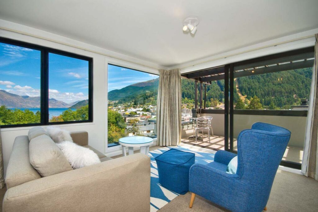 The Glebe Apartments in Queenstown, New Zealand