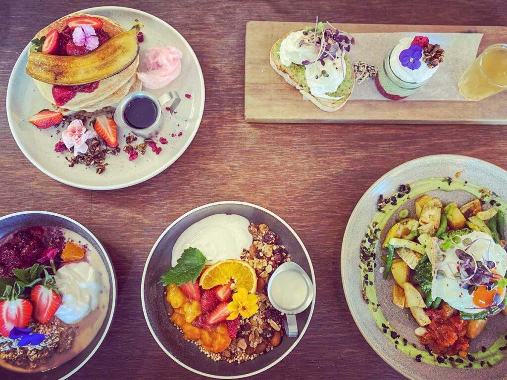 Meals at Bespoke Kitchen, Queenstown
