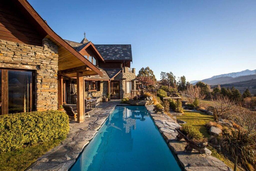 Stoneridge Lodge in Lake Hayes