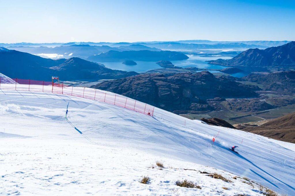 Treble Cone ski Area
