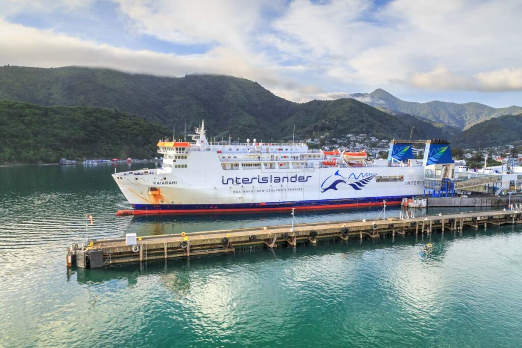 The Interislander Ferry Company