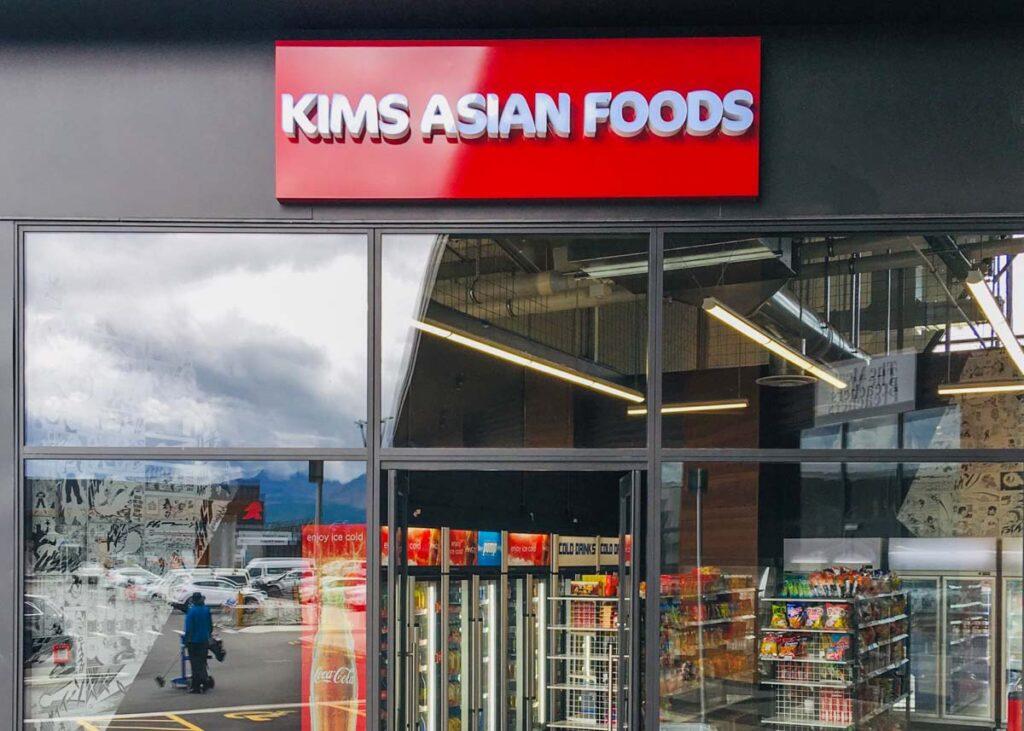 Kims Asian Foods, Queenstown