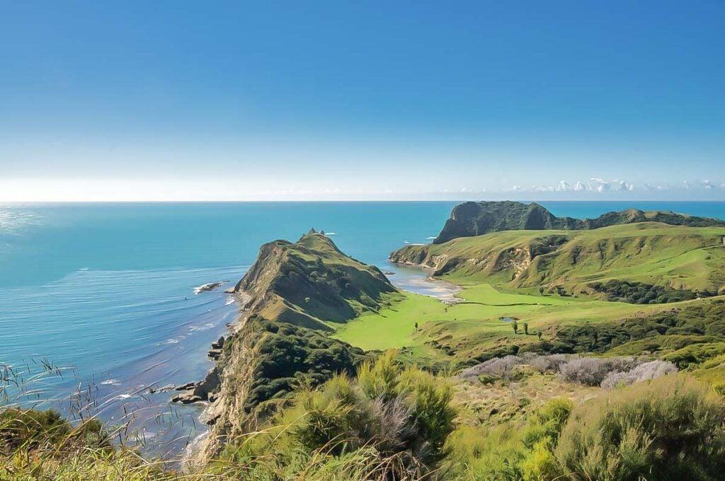 Cooks Cove Walkway, New Zealand