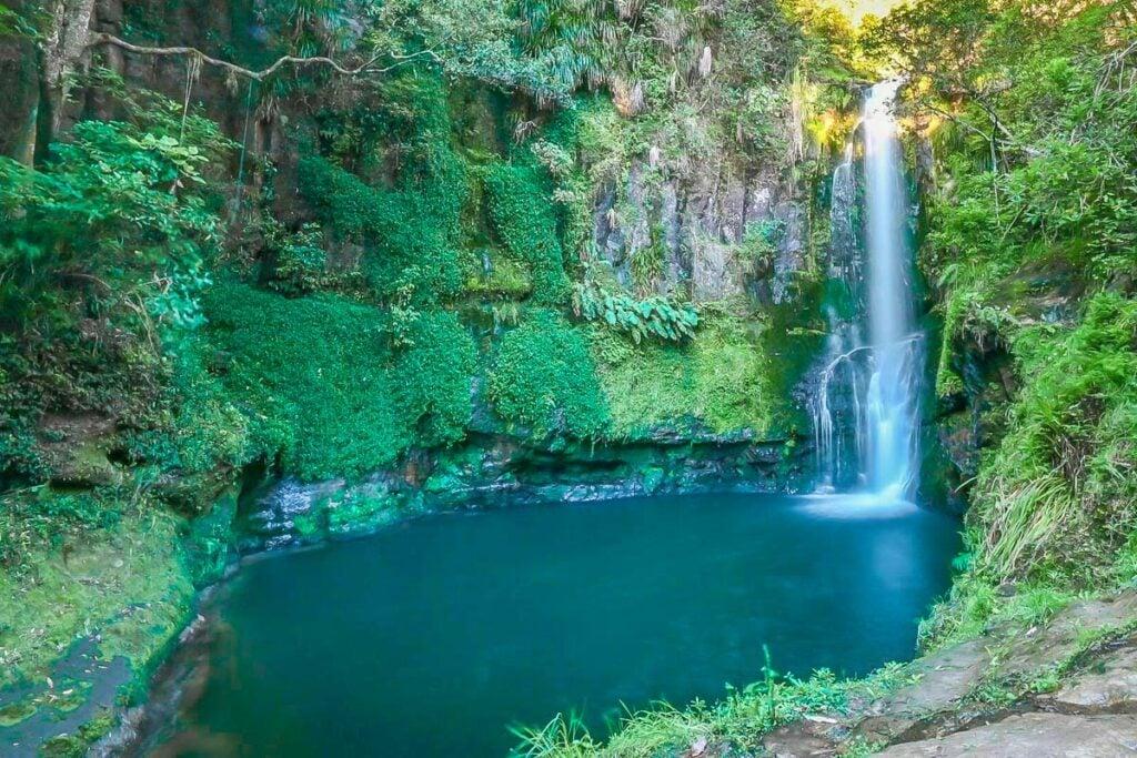 Kaiate Falls, New Zealand
