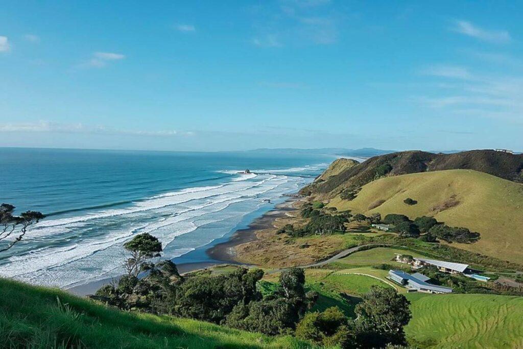 Mangawhai Cliff Walkway, New Zealand
