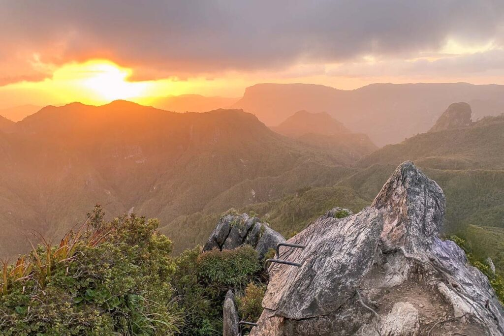 The Pinnacles Lookout, New Zealand
